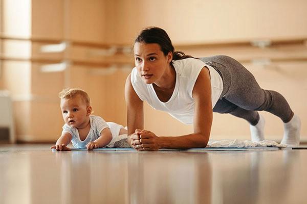 Mamma-träning